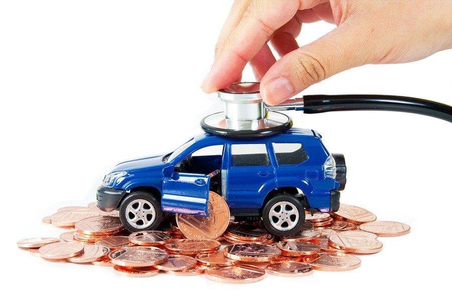 расходы на покупку авто