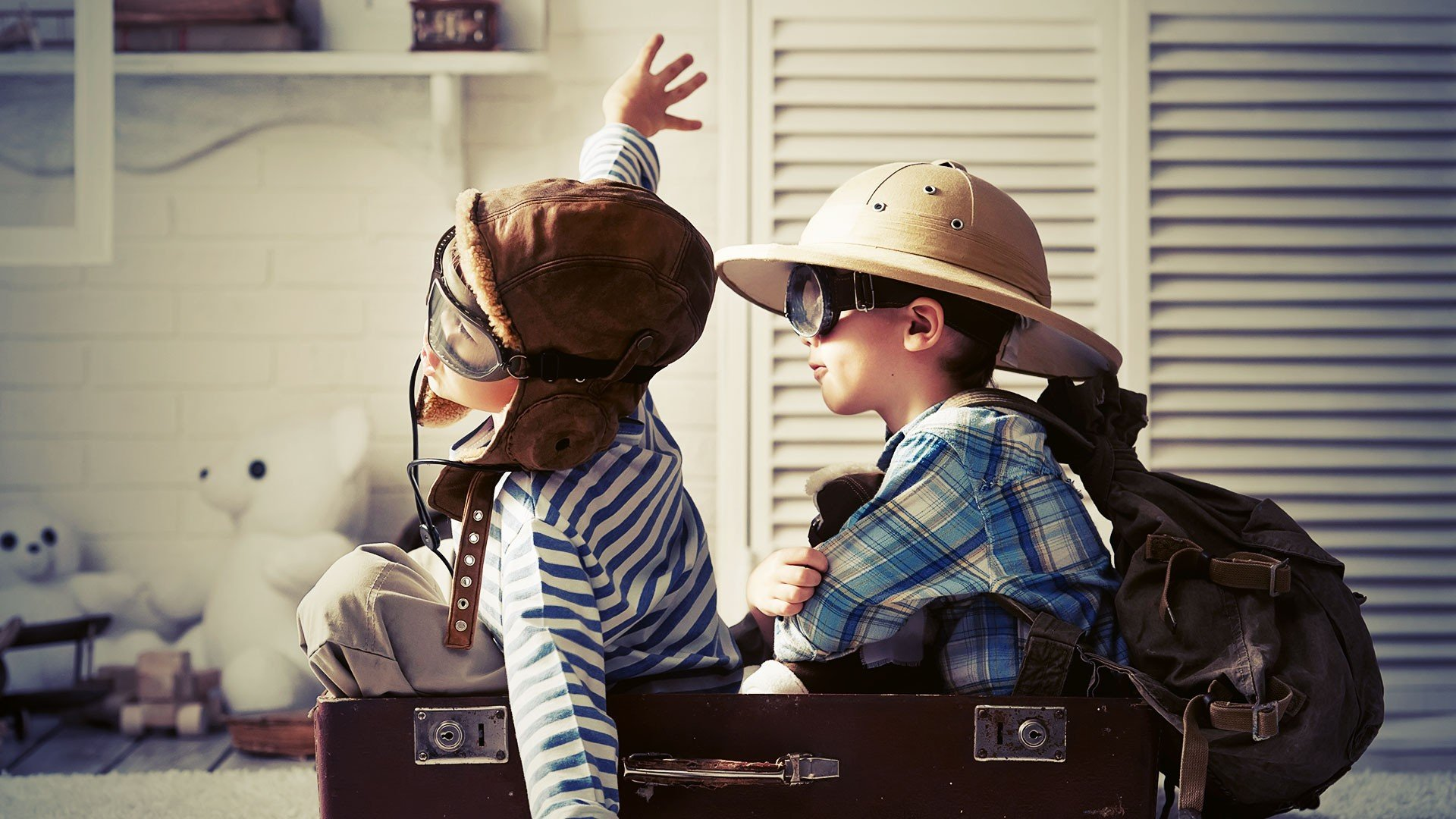 kids travel