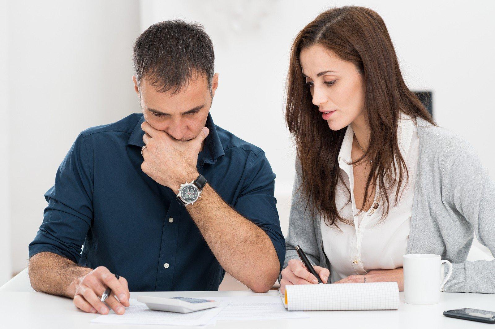 writing couple