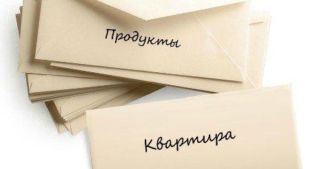 moneypapa.ru - метод конвертов