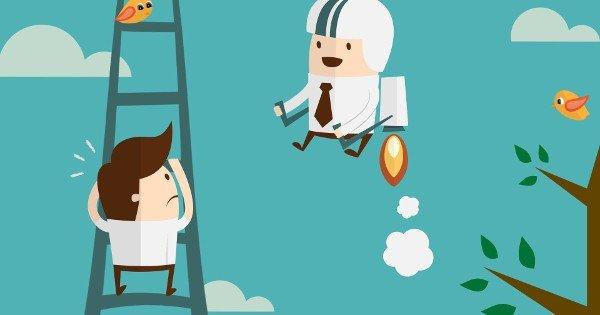 moneypapa.ru - 15 «супер привычек» финансово успешных людей - привычка 10 - Не сравнивают себя ни с кем