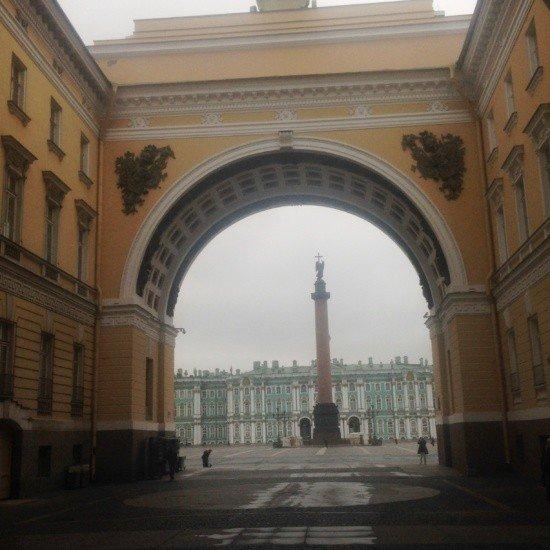 MoneyPapa.ru НаХоду 3 - Дворцовая площадь