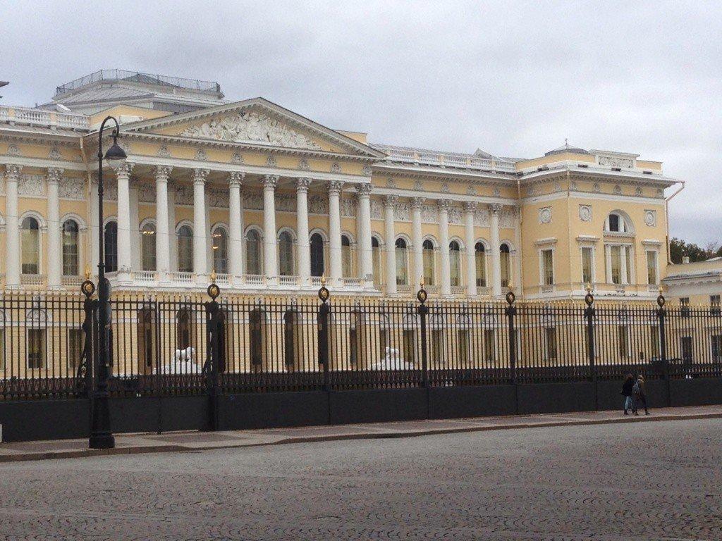 MoneyPapa.ru НаХоду 6 - Русский музей