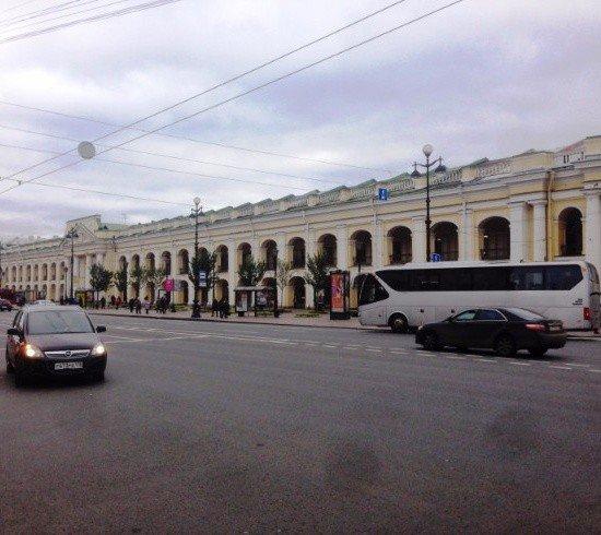 "moneypapa.ru НаХоду 11- Станция метро ""Гостинный Двор"""