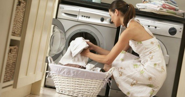 moneypapa.ru - При использовании стиральной машины загружайте её полностью