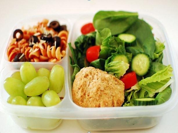 moneypapa healthy lunch