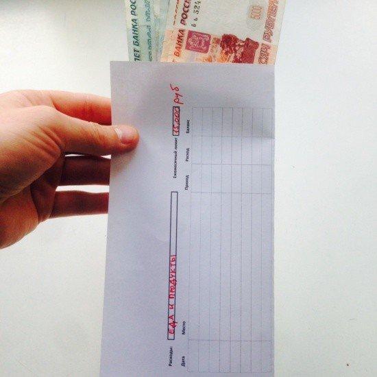 moneypapa.ru - кошелёк-бюджет-вкладыш