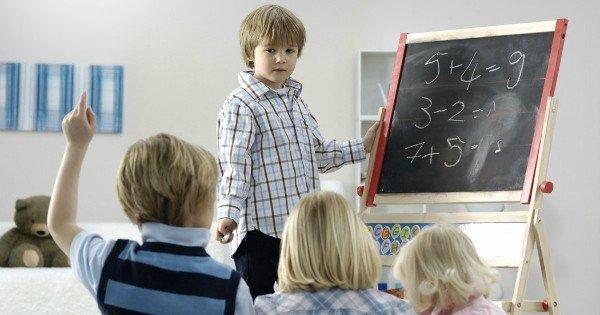 moneypapa.ru - Ученые доказали, что успешные дети имеют эти 13 вещей - Они с раннего возраста развивают математические способности у детей